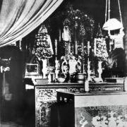 Hou Wang Miau temple, Atherton, 1929